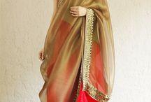 sarees for farewell