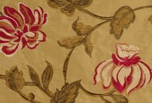 Jacobean Fabrics / Cute Jacobean Fabrics from our vendors! #jacobeanfabrics