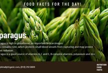Fun Food Facts! The Three Fs / Food Facts that help you to select the best #food for you! #foodfacts