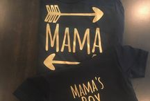 mommy and son outfits