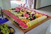 Arte com Frutas