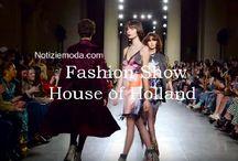 House of Holland / House of Holland collezione e catalogo primavera estate e autunno inverno abiti abbigliamento accessori scarpe borse sfilata donna.