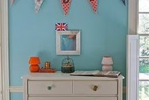 kids' rooms / by Bethany D