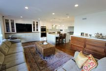 75 - Newport Beach - Kitchen Remodel / Kitchen Remodel with Entertainment Center & New Flooring