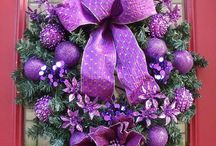 Wreath Ideas / by Rayshawn Trapp