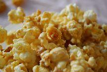 Popcorn snacks