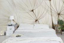 Wandgestaltung für Schlaf- und Wohnzimmer / Ihr wollt etwas ganz besonderes für eure Wohnzimmer-Wände? Dann haben wir hier genau das Richtige für euch!