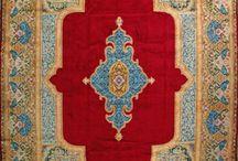 Perzsa szőnyegek