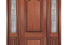 Traditional Entry Doors / Easy to match with any style of home, our Traditional Entry Doors offer classic styles at great prices. With tried-and-true designs made with premium wood, these doors are some of our best sellers for a great value.