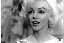 Marilyn ღ MIX fotograf ღ ღ / by Aňa