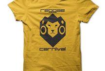 Reggae T-shirts / Fantastic Reggae T-shirts for cool Reggae Fans!