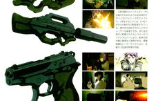 S.A.C. ARISE Weapon