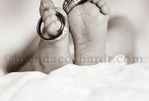 Newborn & Baby Pose Ideas