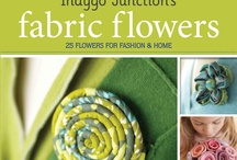 FabricFlowers / by Shirley Rodriguez