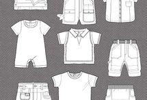 dibujo técnico moda