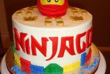Ninjago party 2013 / ideas for Caleb's 10th birthday, ninja style