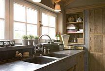 Keuken / Beton