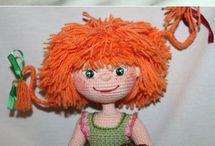 Crochet Amigurumi (Toys) / Toys made with Crochet / by Kelly Stamper