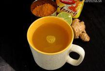 Džús +čaj