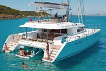 Chartered Yacht Vacation