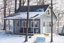 Scandinavian little house
