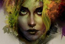 Figurative Art Paintings / Painting