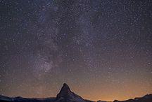Night Sky / by Te Kahuwhero Alexander