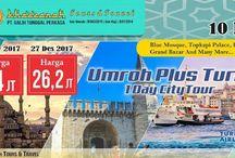 Paket Umroh November 2017 / Biaya paket umroh novemvber 2017