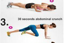 exercitii slabit