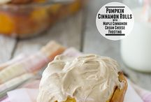 Autumn Pumpkin Recipes / by Sarah Walker Caron