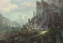 Fantasy Environmental