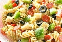 salades froides