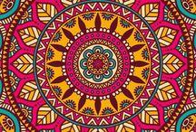 Patterns & mandalas