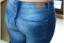Meter cintura pantalón vaquero