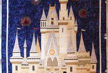 Disney quilts
