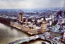 London Calling / Bucket List Item / by Julie Kalusa