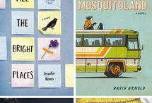 School libraries - books