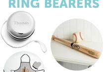 Gift Guide: Ring Bearer / Gift ideas for little boys!