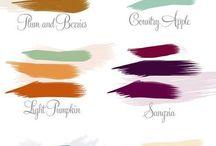 colourful colours