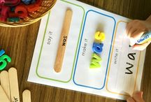 camera words activities