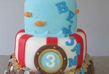 Cakes - Arrgh Mi Matie! / by Natoya Ridgeway