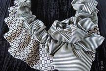 ozdoby z krawatów