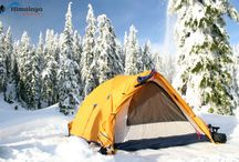 Winter Camping & Hiking / Hiking and camping in winter season is a different experience with the mind blowing scenery of the mother nature. It is worth to come and visit kullu manali in the winter season with the unforgetable memories.
