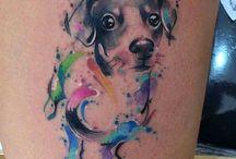 Tatoo perros