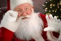 Santa sightings / by Mr. Micknit