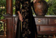 vietnamské šaty