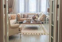 Livingroom Decoración