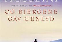 Top 10 - Skønlitteratur  / De 10 mest populære skønlitterære bøger hos SAXO.com i 2013