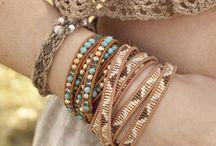 náramky a jiné šperky