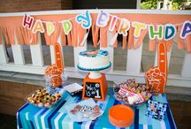 #1 Birthday / by Jenny Reynolds Design